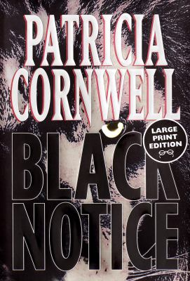 Cover image for Black notice