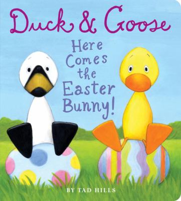 Cover image for Duck & Goose, here comes the Easter bunny!