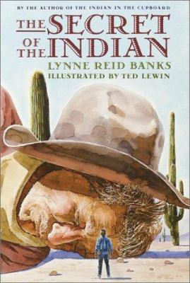 Cover image for The secret of the Indian