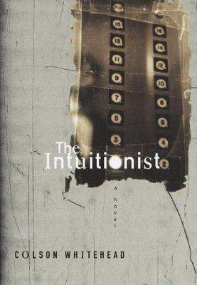 Cover image for The intuitionist