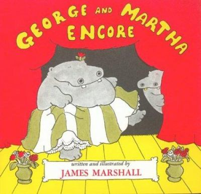 Cover image for George and Martha encore