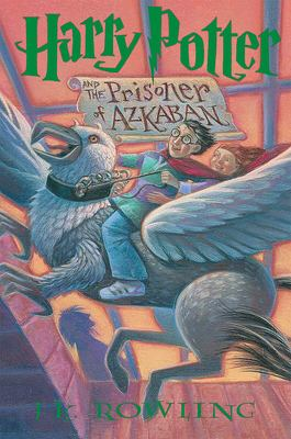 Cover image for Harry Potter and the prisoner of Azkaban. #3