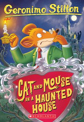 Cover image for Cat and mouse in a haunted house