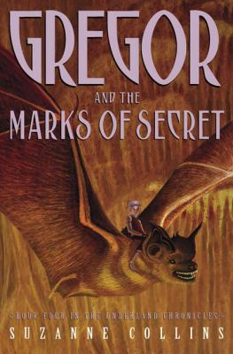 Cover image for Gregor and the marks of secret