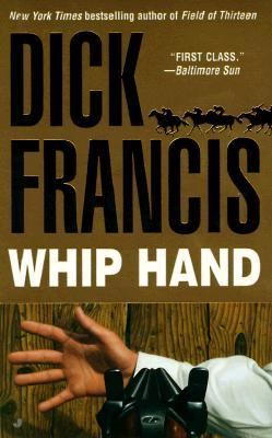 Cover image for Whip hand