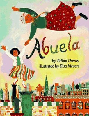 Cover image for Abuela