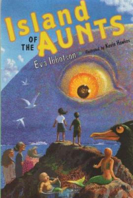 Cover image for Island of the aunts