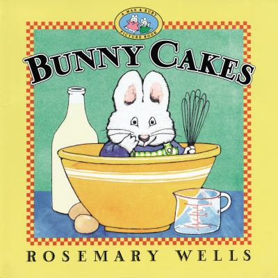 Cover image for Bunny cakes
