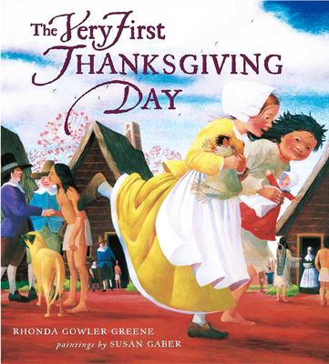 Cover image for The very first Thanksgiving Day