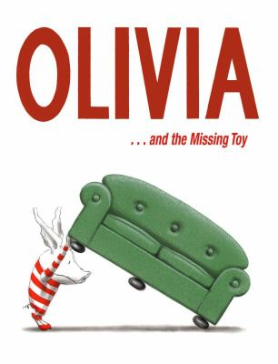 Cover image for Olivia- and the missing toy