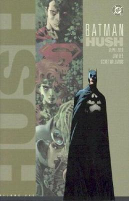 Cover image for Batman. Volume one : hush
