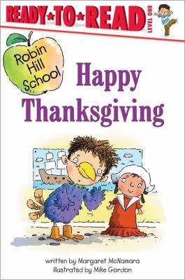 Cover image for Happy Thanksgiving