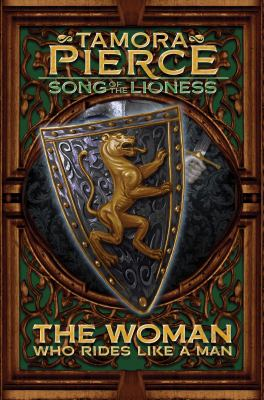 Cover image for The woman who rides like a man