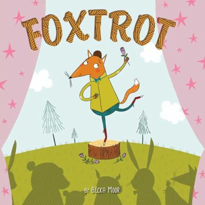Cover image for Foxtrot