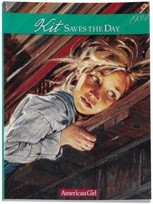 Cover image for Kit saves the day : a summer story, 1934