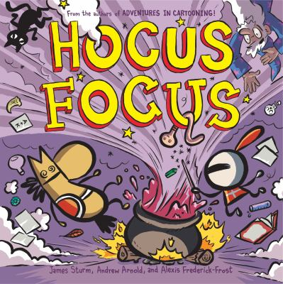 Cover image for Hocus focus