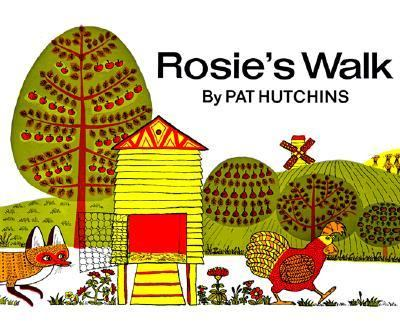 Cover image for Rosie's walk