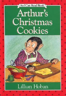 Cover image for Arthur's Christmas cookies