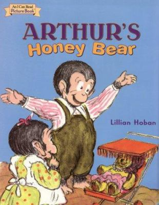 Cover image for Arthur's honey bear