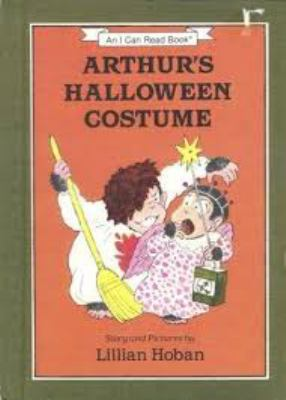 Cover image for Arthur's Halloween costume