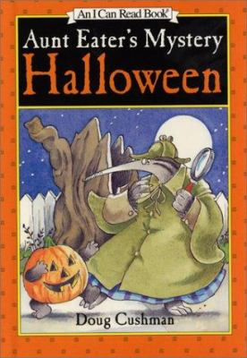 Cover image for Aunt Eater's mystery Halloween