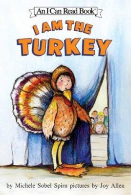 Cover image for I am the turkey