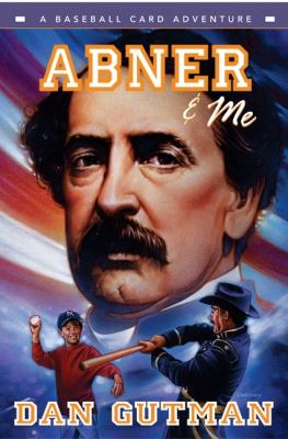 Cover image for Abner & me : a baseball card adventure