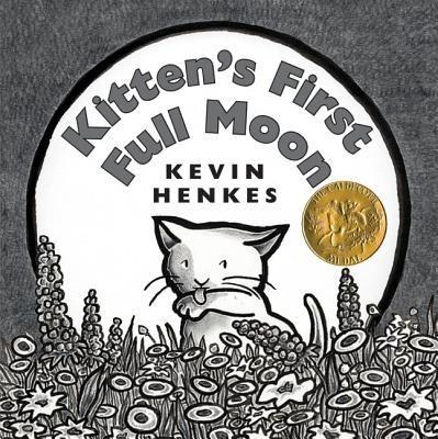 Cover image for Kitten's first full moon