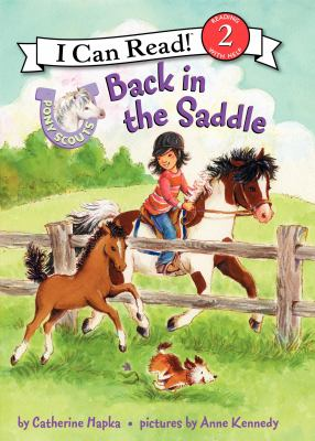 Cover image for Back in the saddle