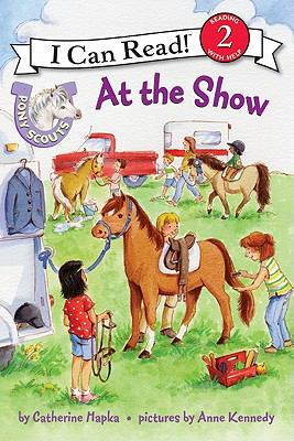 Cover image for At the show : pony scouts