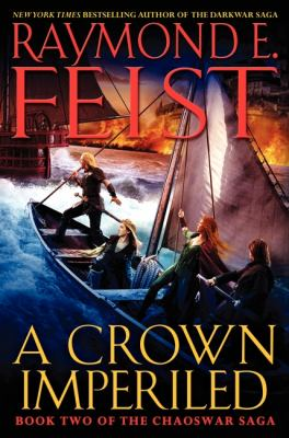 Cover image for A crown imperiled