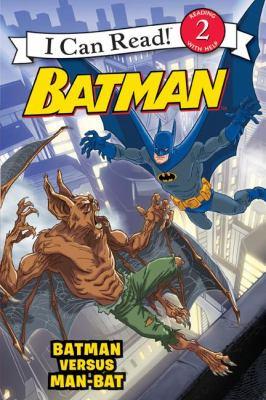 Cover image for Batman versus Man-Bat
