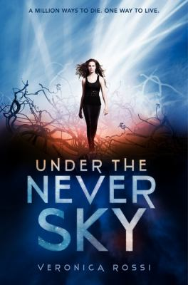 Cover image for Under the never sky