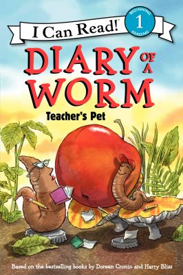 Cover image for Diary of a worm : teacher's pet