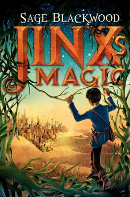 Cover image for Jinx's magic