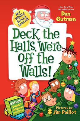 Cover image for Deck the halls, we're off the walls!