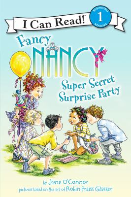 Cover image for Super secret surprise party