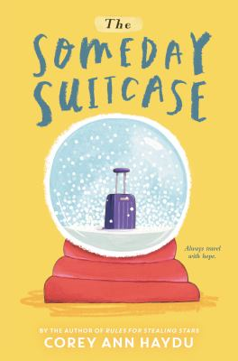 Cover image for The someday suitcase