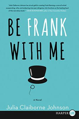 Cover image for Be Frank with me