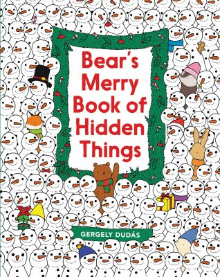 Cover image for Bear's merry book of hidden things