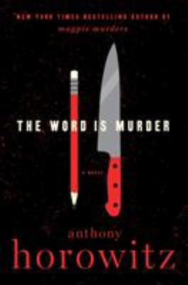 Cover image for The word is murder : a novel