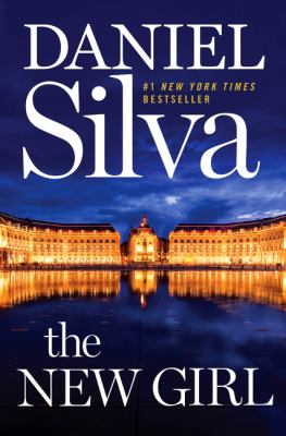 Cover image for The new girl : a novel