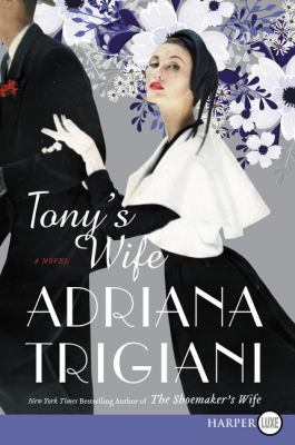 Cover image for Tony's wife : a novel