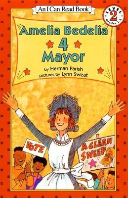 Cover image for Amelia Bedelia 4 mayor