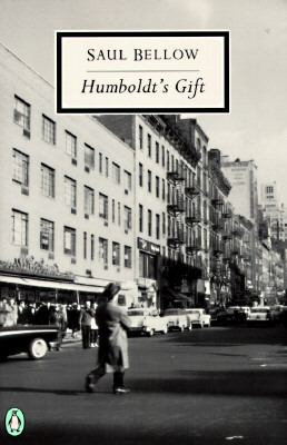 Cover image for Humboldt's gift