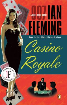 Cover image for Casino royale : a James Bond novel