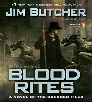 Cover image for Blood Rites
