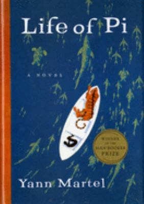 Cover image for Life of Pi : a novel