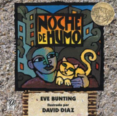 Cover image for Noche de humo