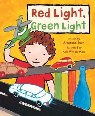 Cover image for Red light, green light